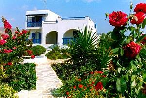 Summer Memories studios and apartments in Naxos